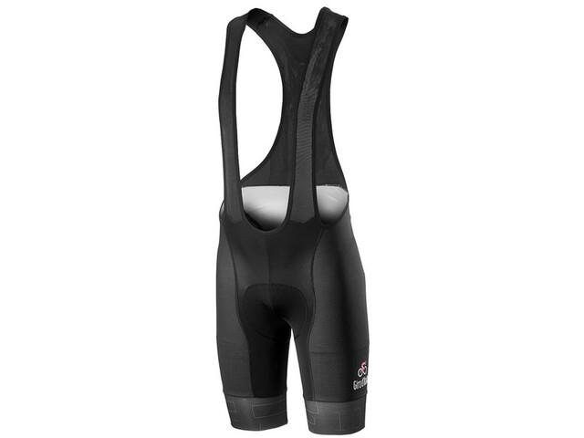 Castelli Giro d'Italia #102 Volo Bib Shorts Herren nero